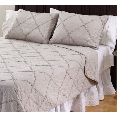 Devon 3 Piece Queen Quilt Set