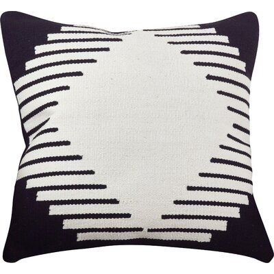 Conley Square Cotton Throw Pillow