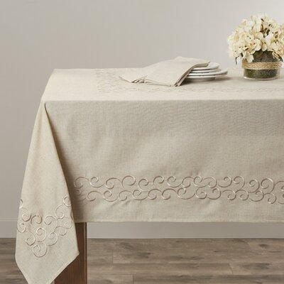 Jean Scroll Design Tablecloth LRKM2466 39874551