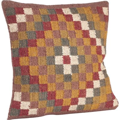 Kilim Cotton blend Throw Pillow
