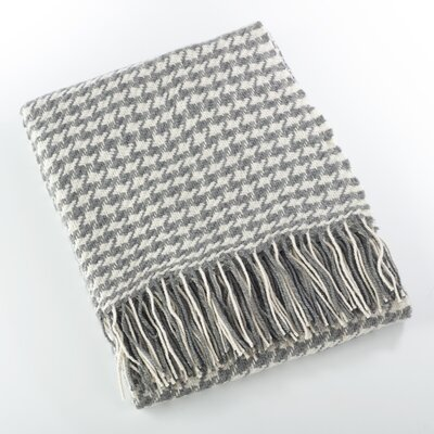 Mantua Houndstooth Throw
