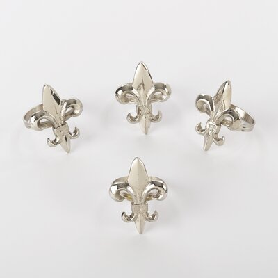 Fleur-de-Lis Napkin Ring NR989.S