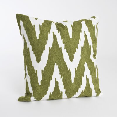 Brasileiro Cotton Throw Pillow