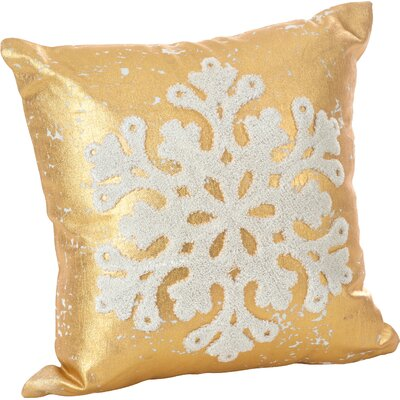 Donnelou Cotton Throw Pillow