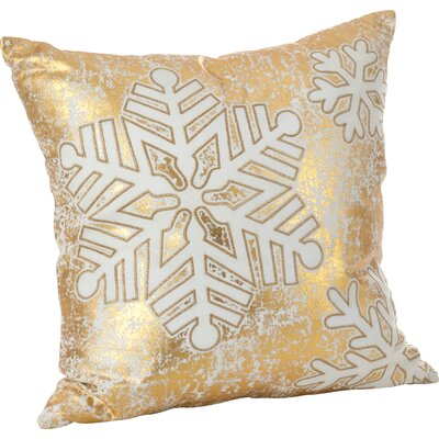 Donnelou Cotton Throw Pillow Size: 12 H x 12 W x 4 D