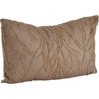 Majestic French Knot Lumbar Pillow