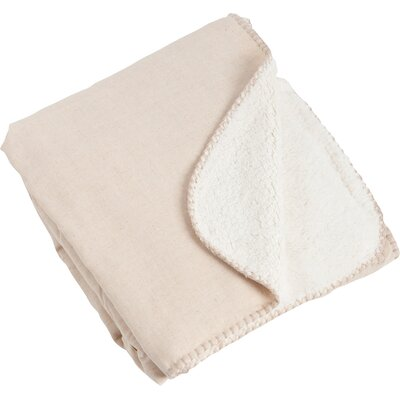 Saybrook Classic Design with Sherpa Throw