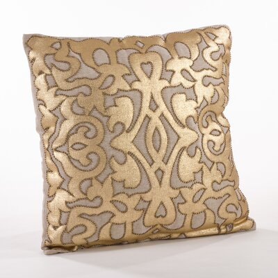 Aura Cotton Throw Pillow
