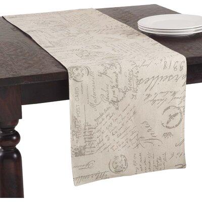Noren Printed Scribed Table Runner ONAW4513 45242439