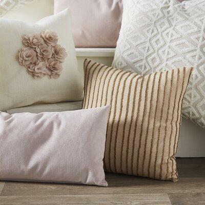 Isadora Cotton Throw Pillow