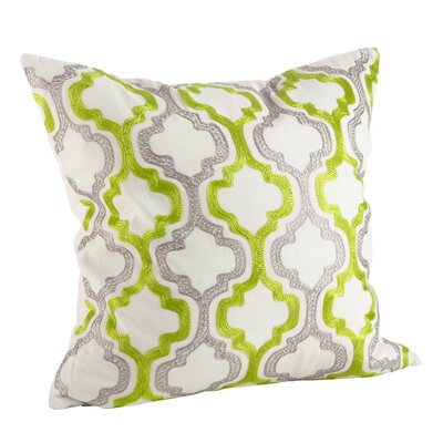Alana 100% Cotton Throw Pillow