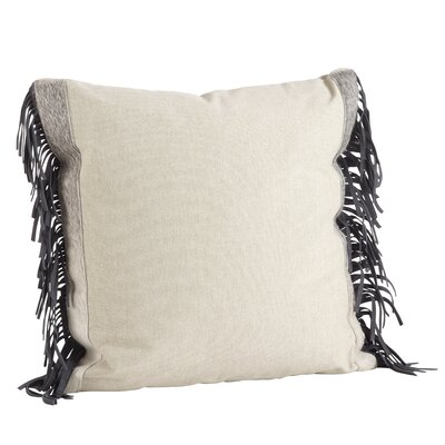 Native Fringe Decorative Throw Pillow
