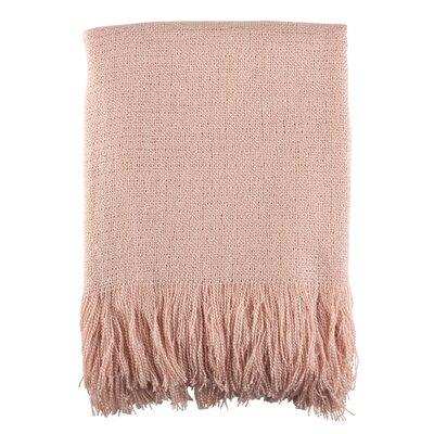 Celie Classic Fringe Hem Blanket