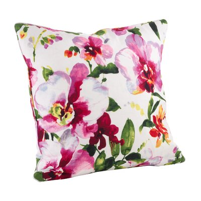 Fiore Linen Throw Pillow
