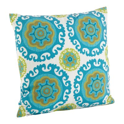 Kaleidoscope Poly Filled Indoor/Outdoor Throw Pillow Size: 17 H x 17 W