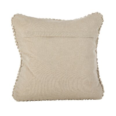 Castillo Chunky Hand Knit Wool Throw Pillow