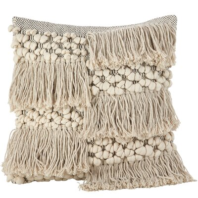 Hartwell Moroccan Cotton Throw Pillow