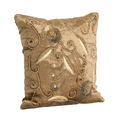 Throw Pillow Size: 10 x 10