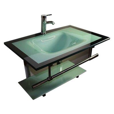 Schroeppel 31 Single Floating Bathroom Vanity Set