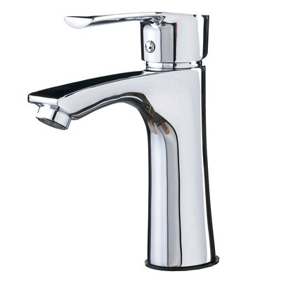Single Handle Single Hole Vessel Faucet