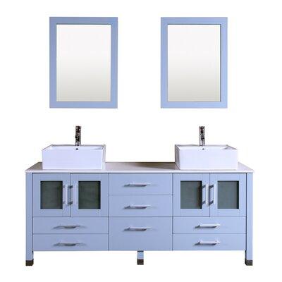 Duma 72 Bathroom Vanity with Mirror