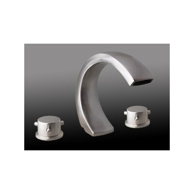 Bathroom Sink/Tub Faucet Finish: Brushed Nickel