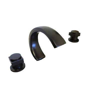 Bathroom Sink/Tub Faucet Finish: Oil Rubbed Bronze