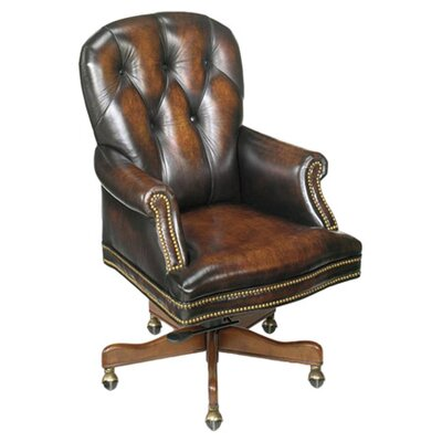 Winston Executive Chair Leather: James River Edgewood Brown Product Picture 1546