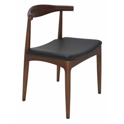 Saal Side Chair Finish: Ash Stained Walnut