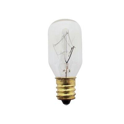 15W 120-Volt Incandescent Light Bulb