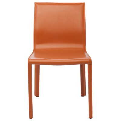 Colter Side Chair Upholstery: Ochre