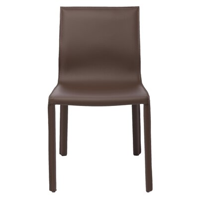 Colter Side Chair Upholstery: Mink