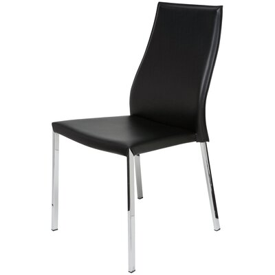 Eric Parsons Chair Upholstery: Black