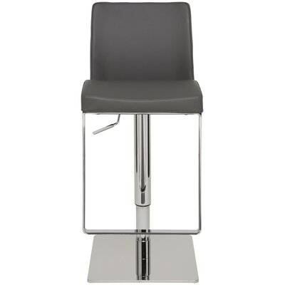 Matteo Adjustable Height Swivel Bar Stool