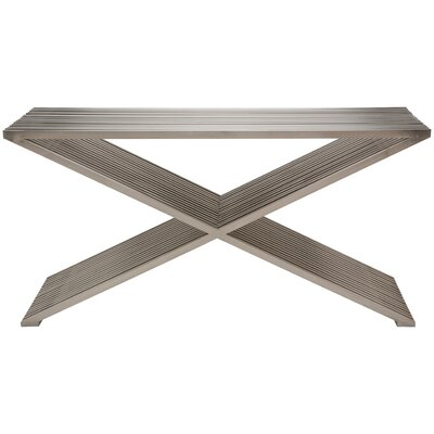 Aminci Prague Console Table