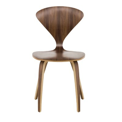 Ramsey Side Chair Finish: Walnut