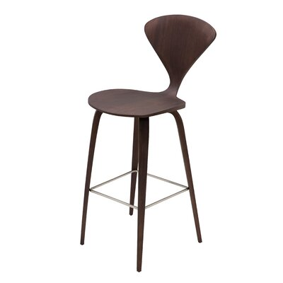 Ramsey 28 Bar Stool Finish: Dark Walnut