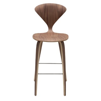 Ramsey 28 Bar Stool Finish: Walnut