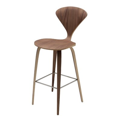Ramsey 25.5 Bar Stool Finish: Walnut