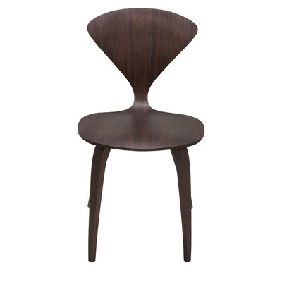 Ramsey Side Chair Finish: Dark Walnut