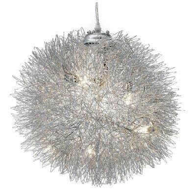 Filament 14-Light Globe Pendant