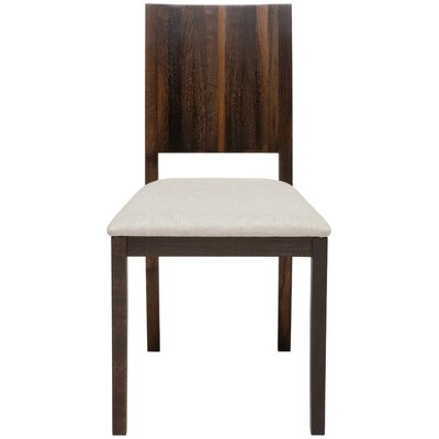 Obi Side Chair Finish: Seared Oak