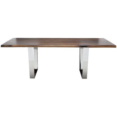 Versailles Dining Table Finish: Grey Oak
