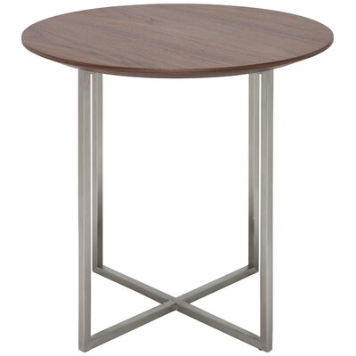 Dixon End Table Finish: Walnut