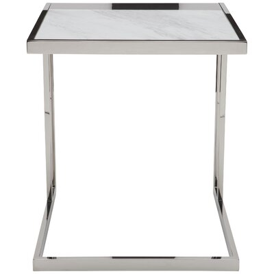 Ethan End Table Finish: Polished