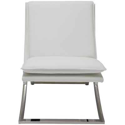 Neo Lounge Chair Upholstery: Bright White