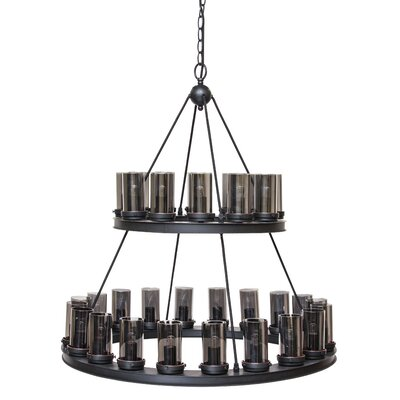 Amelia 32-Light Foyer Pendant