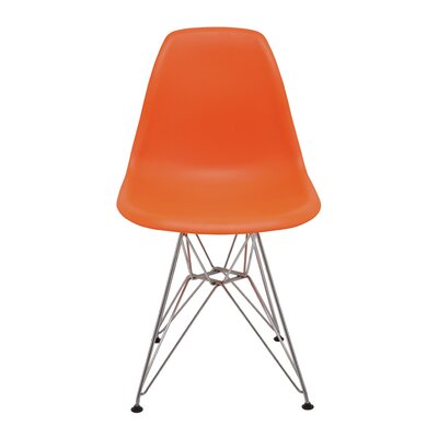 Max Side Chair Upholstery: Orange