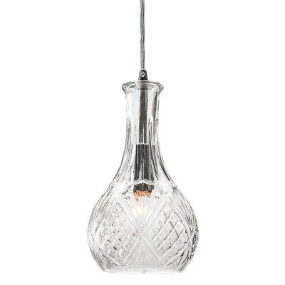 Brandy 1-Light Mini Pendant