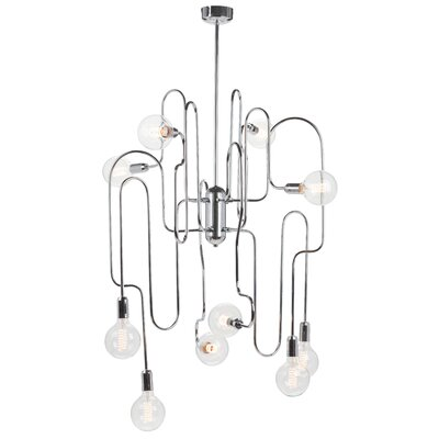 Corrine 10-Light Pendant